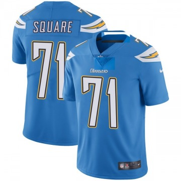 Youth Los Angeles Chargers Damion Square Blue Limited Powder Vapor Untouchable Alternate Jersey By Nike