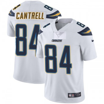 Youth Los Angeles Chargers Dylan Cantrell White Limited Vapor Untouchable Jersey By Nike